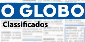 Anunciar Nos Classificados De O Globo Classificados E Anúncios
